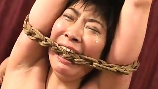 Japanese Hardcore BDSM and Good-luck piece Sex