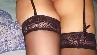 Indian Bengali Get hitched Jeanette well off in stockings