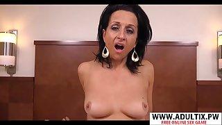 Slutty MILF Cathy Gets Shagged Naughty Hot Guy