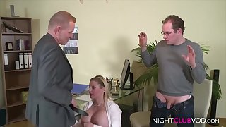 German Office Threesome Orgy Authentication Work Hd Video - cock sucking