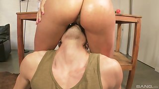Supreme milf fucked a lot and jizzed hard