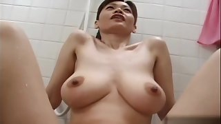 Amazing porn scene Japanese detach from , check on the same plane